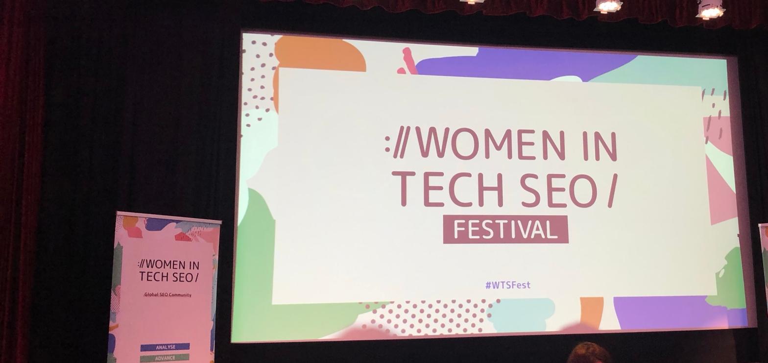 Women In Tech SEO - morethanSEO